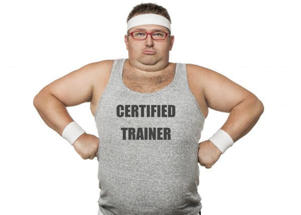 ik zoek een personal trainer
