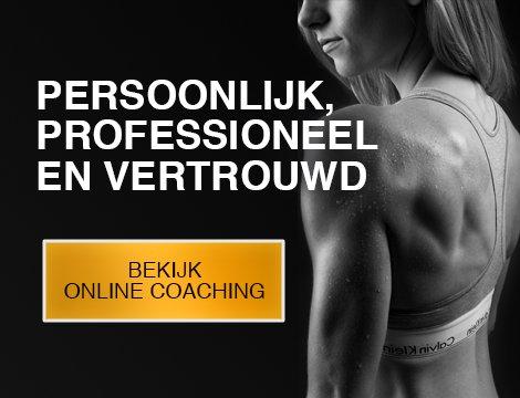 Online Coaching afvallen