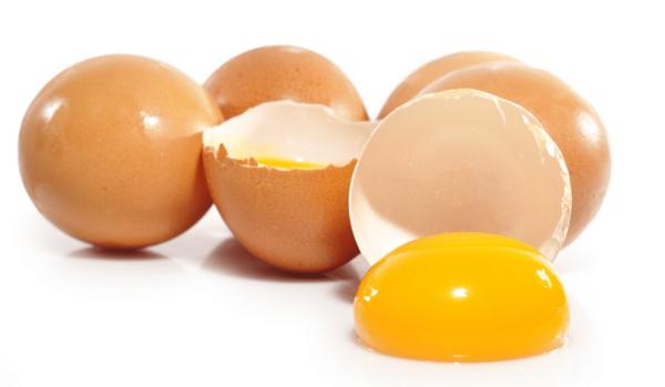 is eieren eten gezond