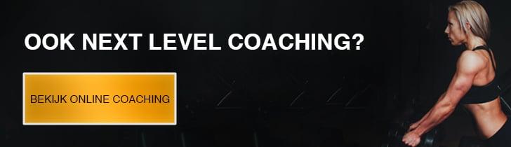 online coaching training voeding