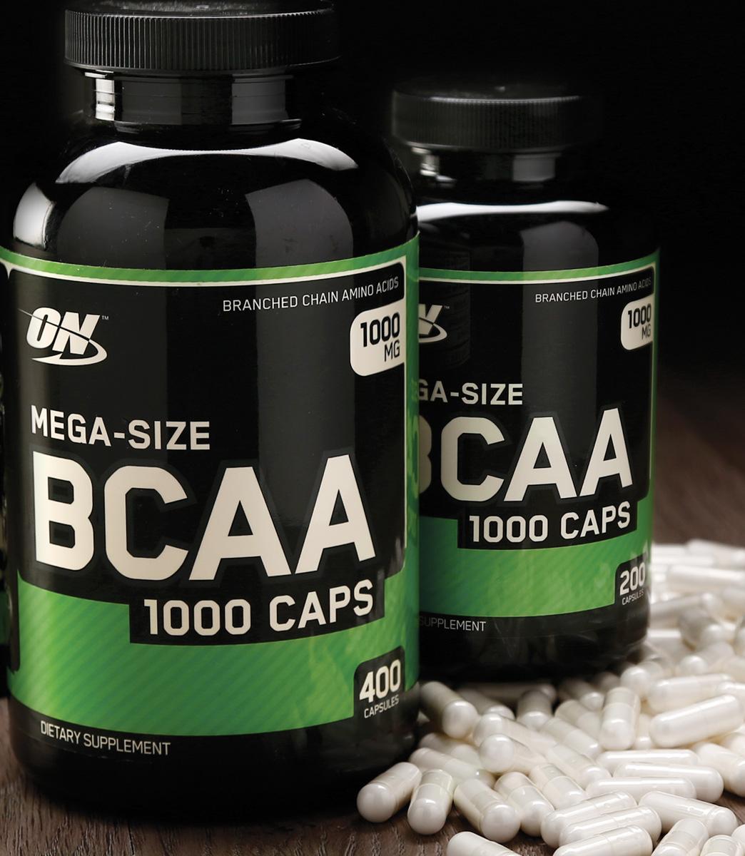 BCAA capsules zijn zonde van je geld