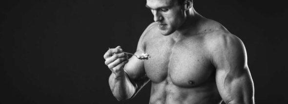 bouw spiermassa in een calorietekort