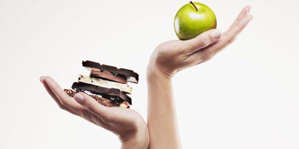 voedingsadvies afvallen