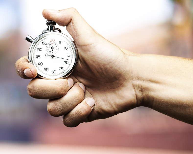 tijd besparen in de sportschool