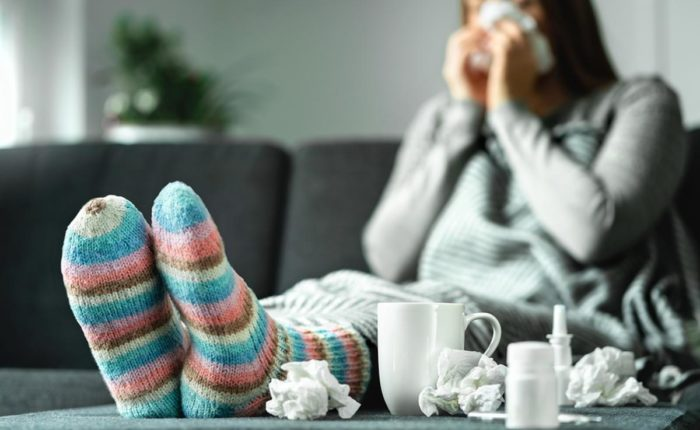 sneller herstel griep verkoudheid